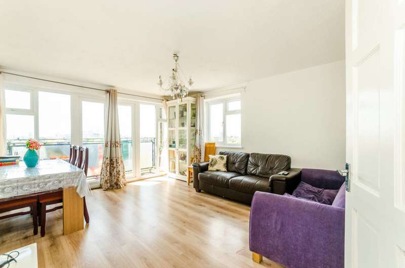 3 Bedrooms Flat for sale in Barking Road, West Ham, E13