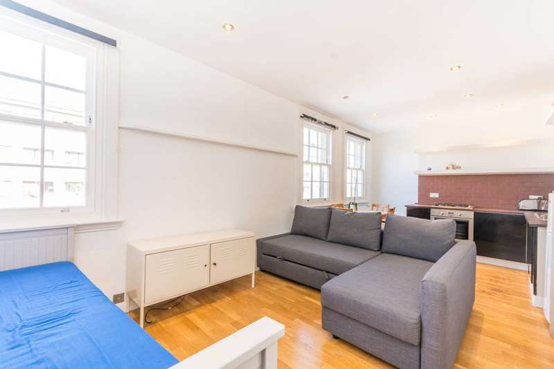 1 Bedroom Flat for sale in Rossmore Road, Lisson Grove, NW1