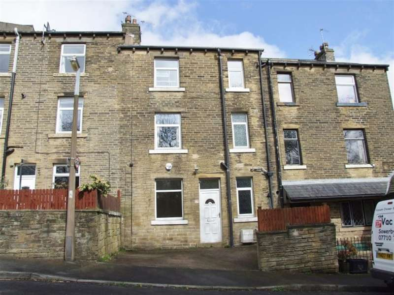 2 Bedrooms Terraced House for sale in Fixby Avenue, Halifax, HX2 7DH