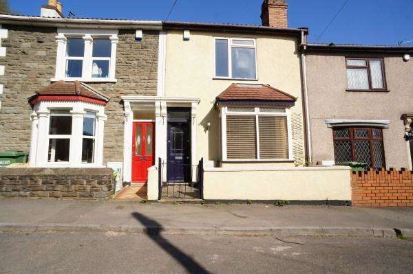 2 Bedrooms House for sale in Edgeware Road, Staple Hill, Bristol, BS16 4LZ