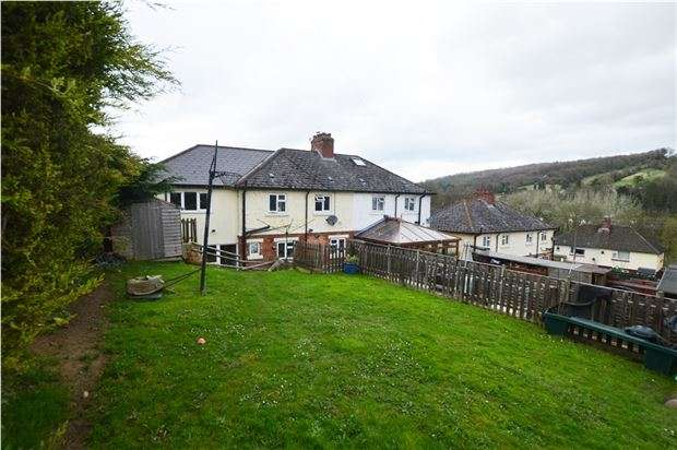 5 Bedrooms Semi Detached House for sale in Albert Road, Brimscombe, Stroud, Gloucestershire, GL5 2QX