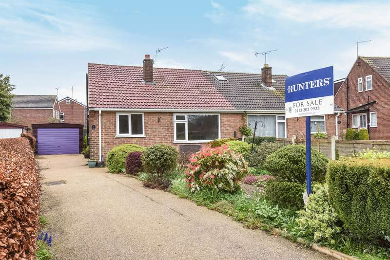 2 Bedrooms Bungalow for sale in Victoria Close, Yeadon, Leeds, LS19 7AU