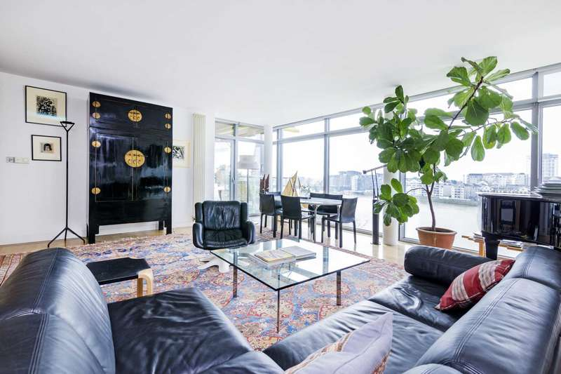 2 Bedrooms Apartment Flat for sale in The Montevetro Building, 100-112 Battersea Church Road, Battersea, London
