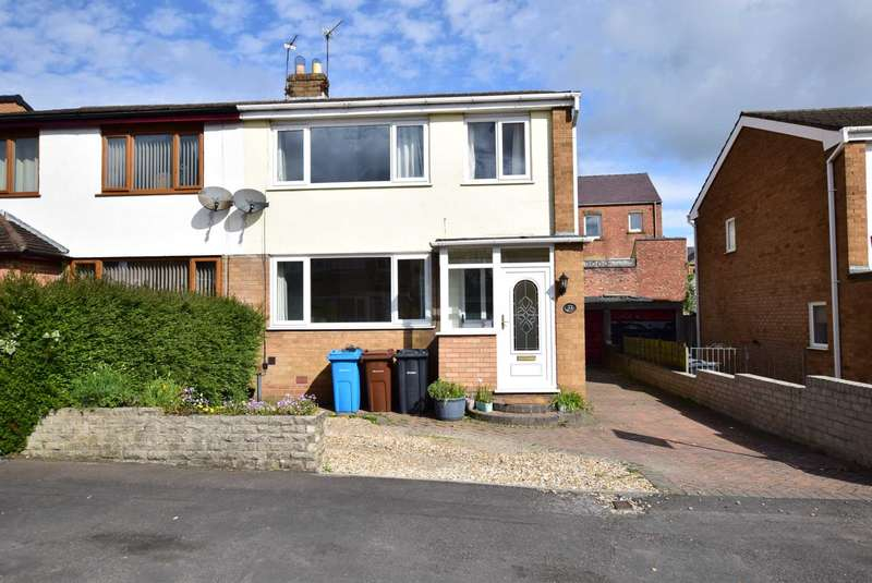 3 Bedrooms Semi Detached House for sale in Greenacres Avenue, Kirkham