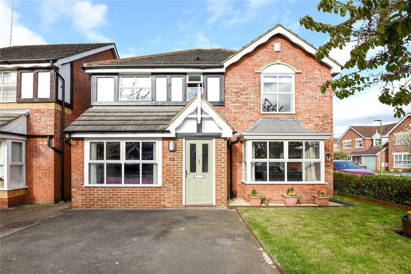 4 Bedrooms House for sale in Basildon Close, Watford, Hertfordshire, WD18