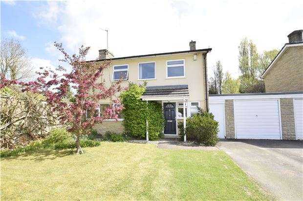 3 Bedrooms Detached House for sale in Silver Birches, Stanton St. John, OXFORD, OX33 1HH