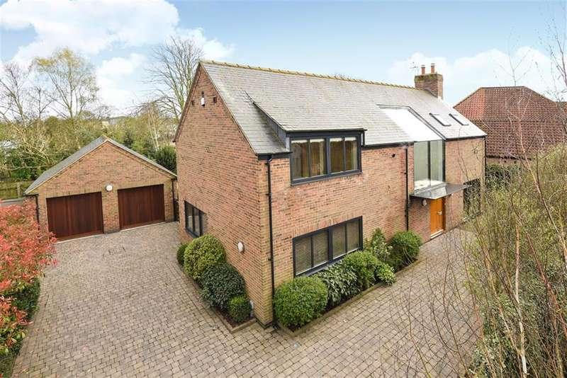 3 Bedrooms Detached House for sale in The Elms, Church Road, Molescroft, Beverley, HU17 7EN