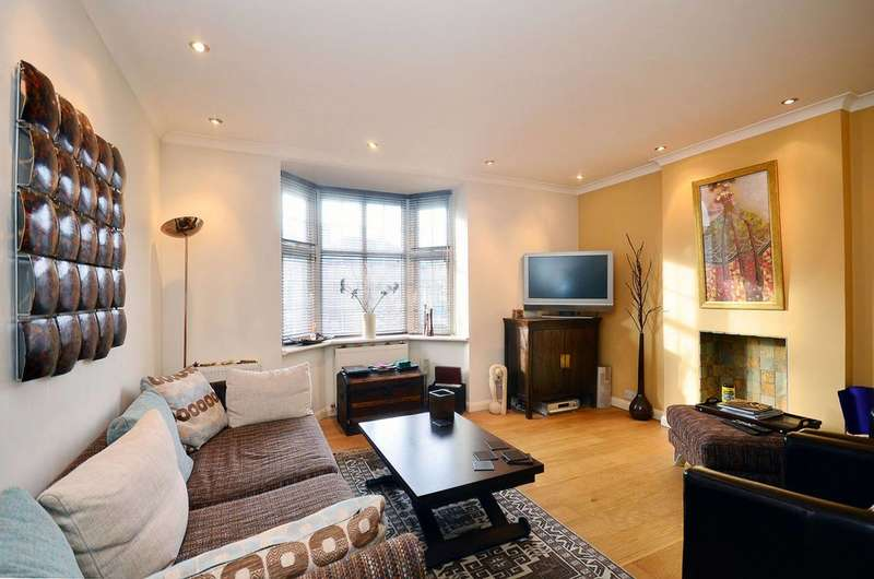 2 Bedrooms Flat for sale in Claremont Close, Islington, N1