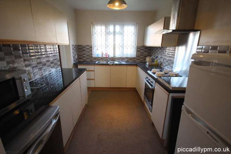 4 Bedrooms House for rent in Parrs Wood Road, Withington, Manchester M20 4RP