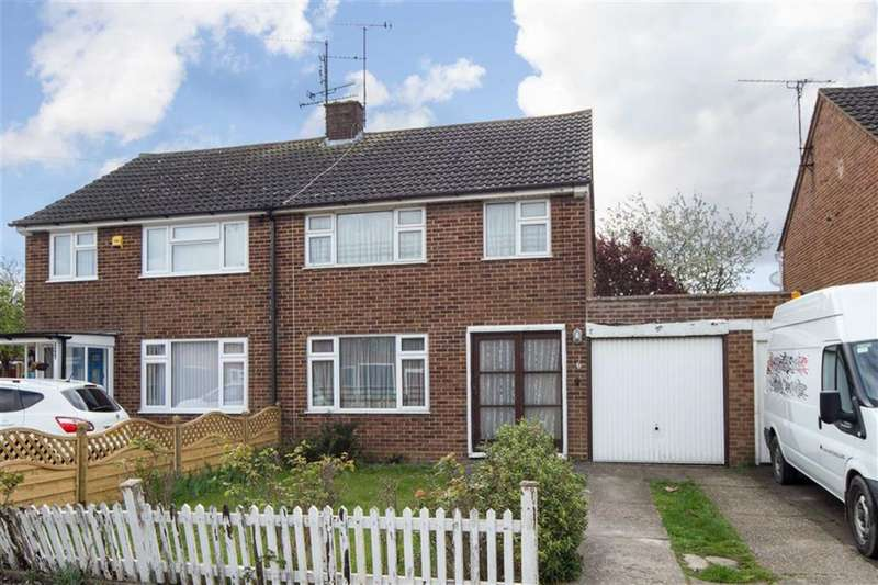 3 Bedrooms Property for sale in Epping Way, Luton