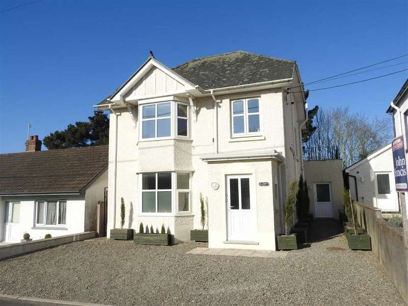 5 Bedrooms Detached House for sale in Tenby Road, Cardigan