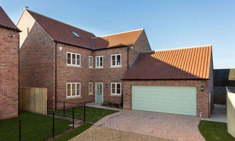 4 Bedrooms House for sale in Haddlesey Court, West Haddlesey