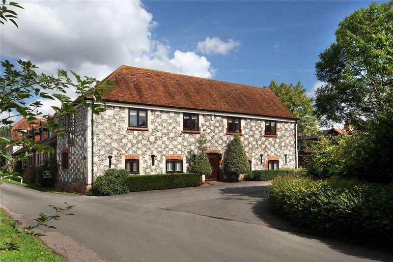 3 Bedrooms Detached House for sale in Frogmill Court, Blackboy Lane, Hurley, Berks, SL6