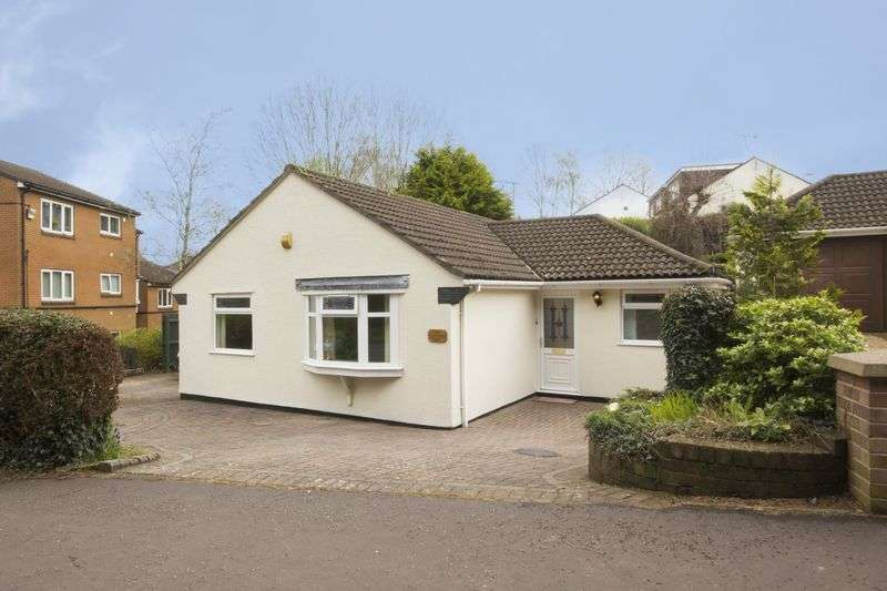 3 Bedrooms Detached Bungalow for sale in Cwm Cwddy Drive, Newport