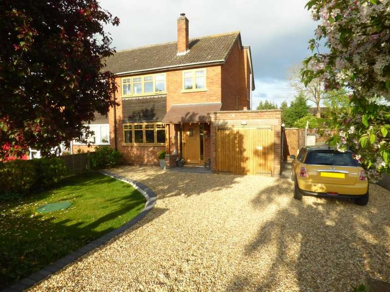 3 Bedrooms Semi Detached House for sale in Goose Lane, Lower Quinton, Stratford-Upon-Avon