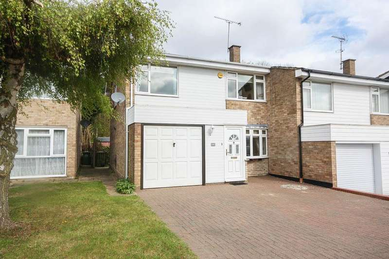 3 Bedrooms Semi Detached House for sale in Feering Road, Billericay CM11