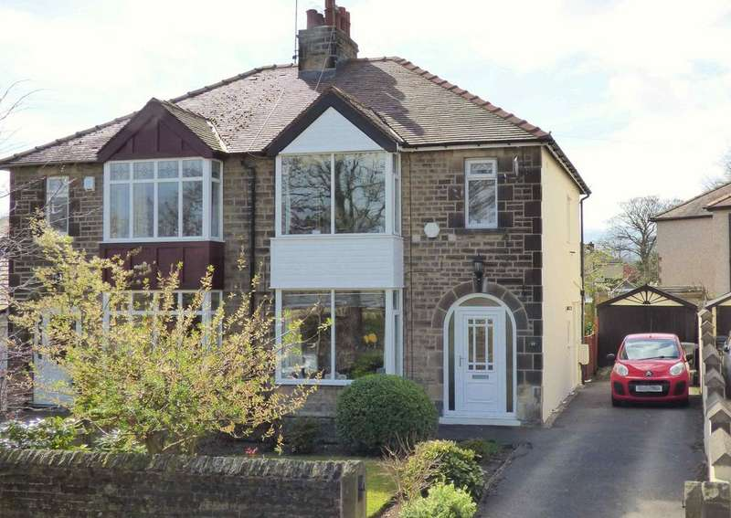 3 Bedrooms Semi Detached House for sale in Blackburn Road, Brighouse HD6
