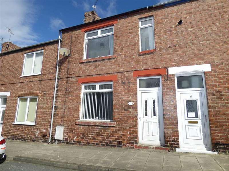 2 Bedrooms Terraced House for sale in 11, Arthur Street, Chilton