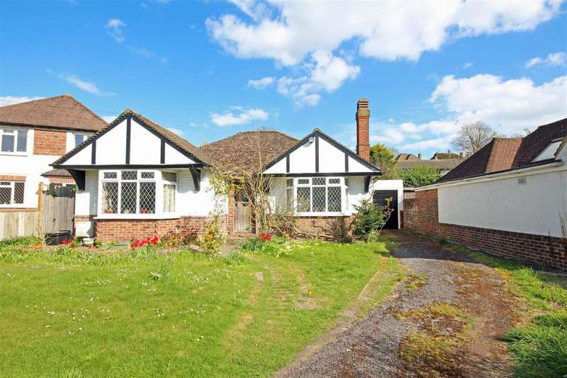 3 Bedrooms Detached Bungalow for sale in Old London Road, Patcham, Brighton