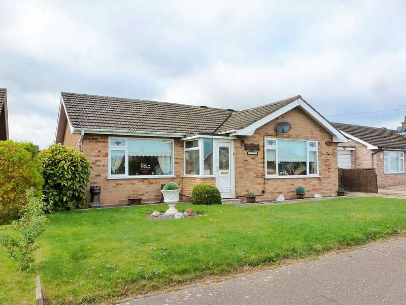 2 Bedrooms Detached Bungalow for sale in Trunch, North Walsham