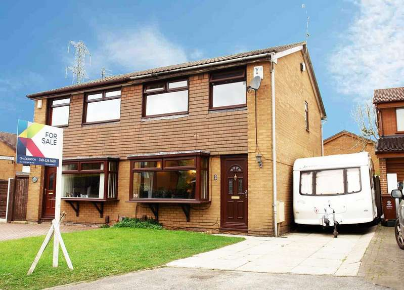 3 Bedrooms Semi Detached House for sale in 2 Bramblewood, Firwood Park