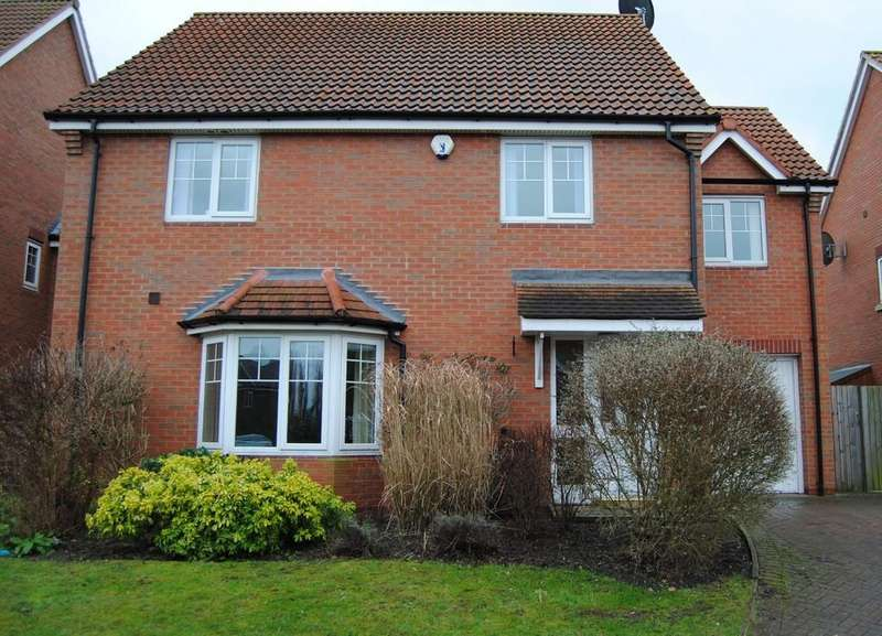5 Bedrooms Detached House for sale in Edwardian Close, Solihull