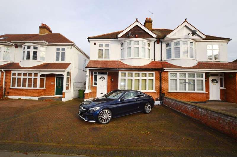 4 Bedrooms Semi Detached House for sale in Footscray Road New Eltham SE9