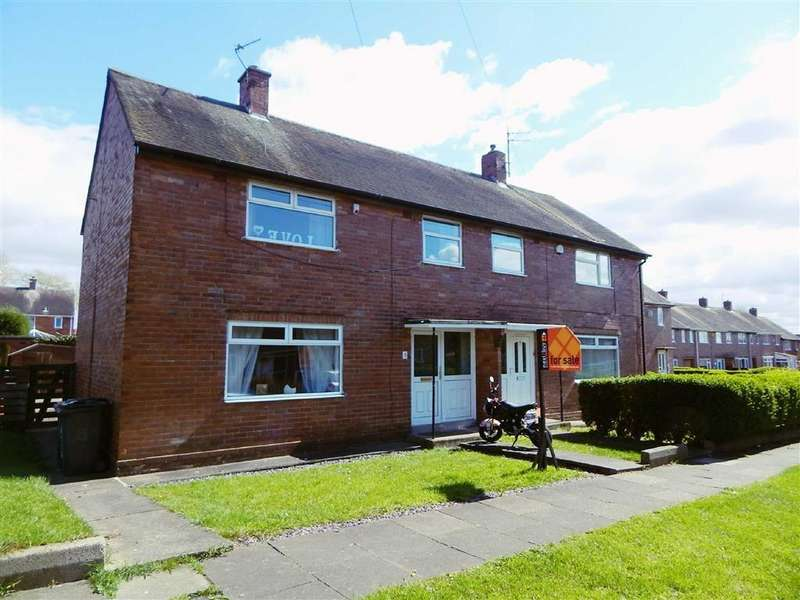 3 Bedrooms Semi Detached House for sale in Gilsland Avenue, Howdon, Wallsend, NE28