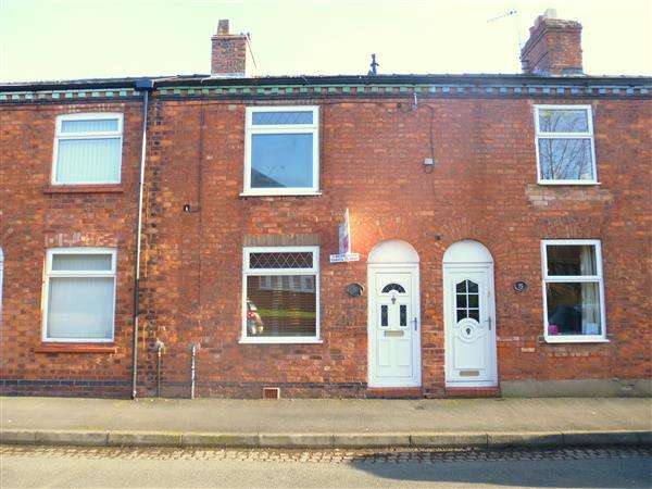 3 Bedrooms Terraced House for sale in John Street, Winsford