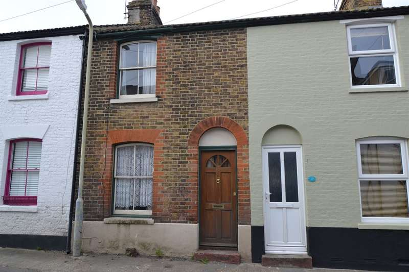 2 Bedrooms Terraced House for sale in Norfolk Street, Whitstable