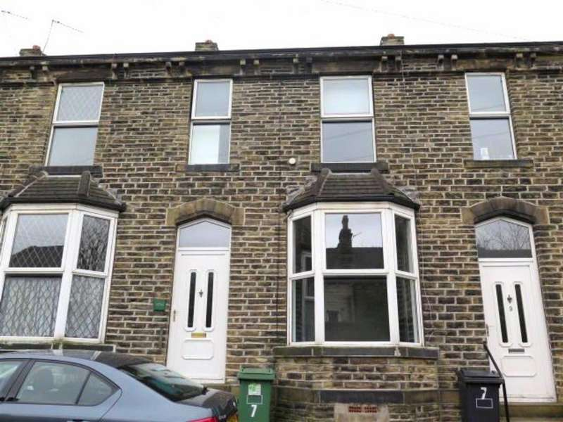 3 Bedrooms Terraced House for sale in Cross Street, Dewsbury, WF12