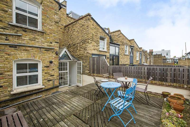 2 Bedrooms Flat for sale in Lavender Hill, SW11