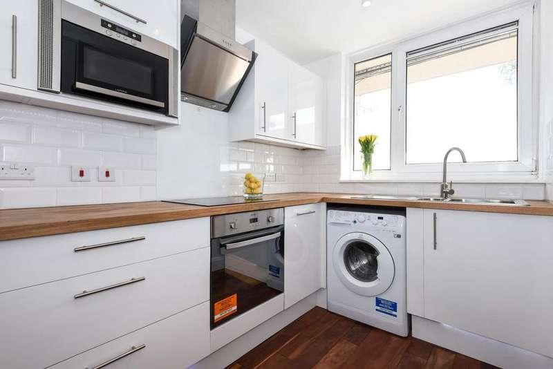 1 Bedroom Flat for sale in New Kent Road, Elephant Castle, SE1