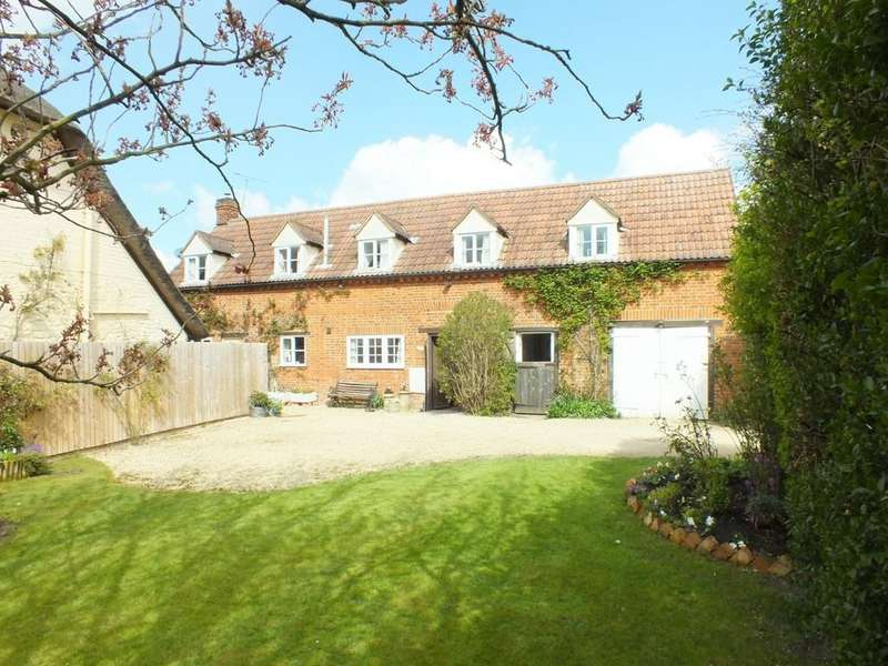 5 Bedrooms Cottage House for sale in Uffington