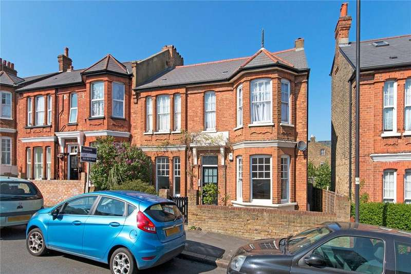 3 Bedrooms Flat for sale in St Julians Farm Road, West Norwood, London, SE27