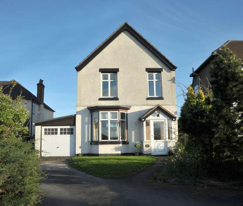 3 Bedrooms Detached House for sale in Field Lane, Burton-on-Trent