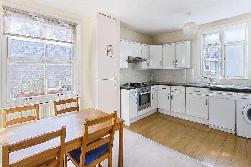 3 Bedrooms Flat for sale in Wandsworth Bridge Road, Fulham, London