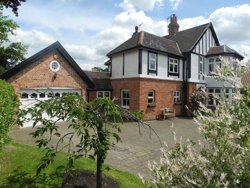 4 Bedrooms Detached House for sale in Upper Grange Road, Beccles