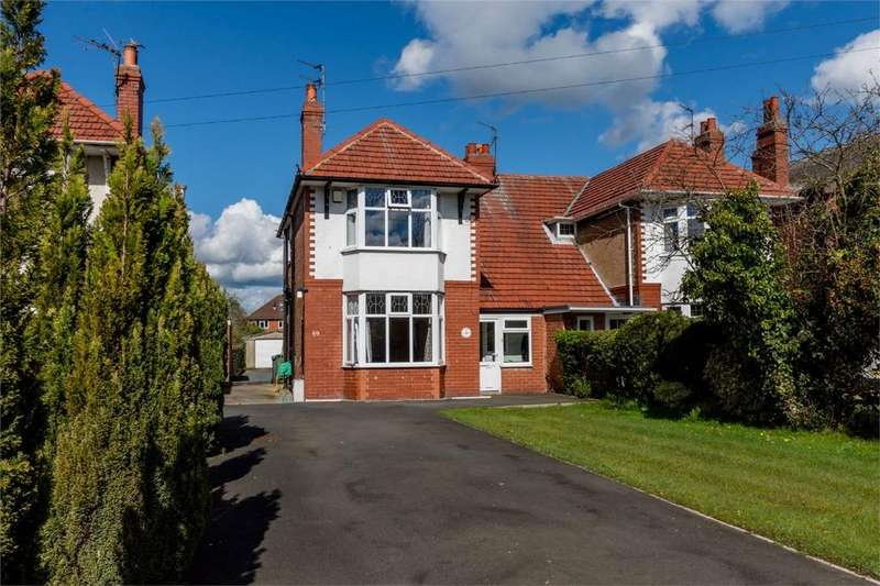 3 Bedrooms Semi Detached House for sale in Stockton Lane, YORK