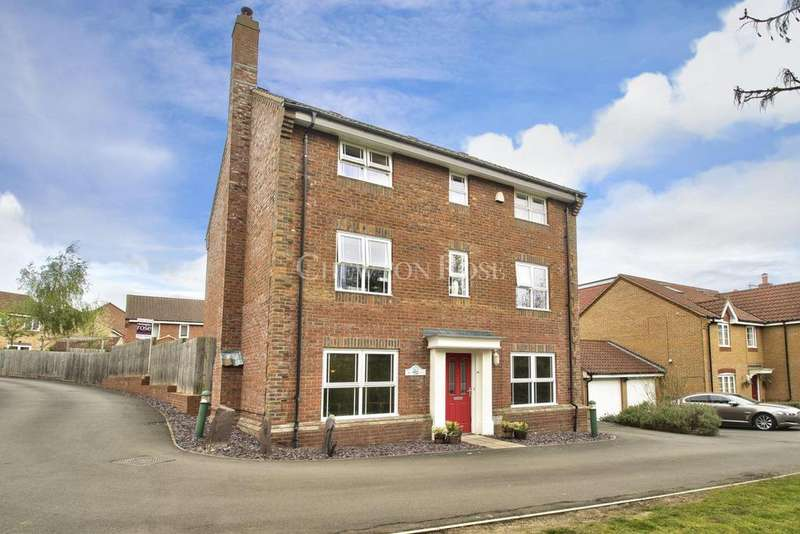 7 Bedrooms Detached House for sale in Oakhill