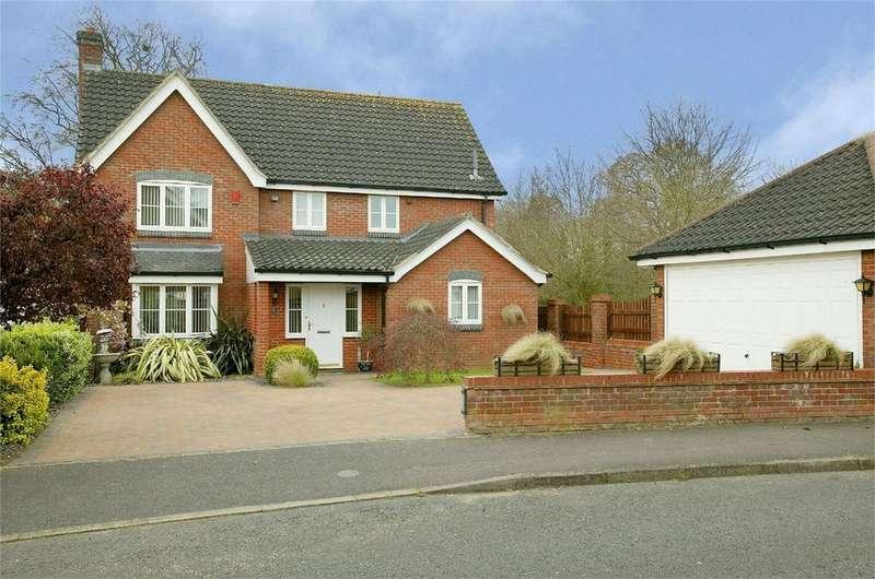 4 Bedrooms Detached House for sale in Townshend Road, Dereham, Norfolk