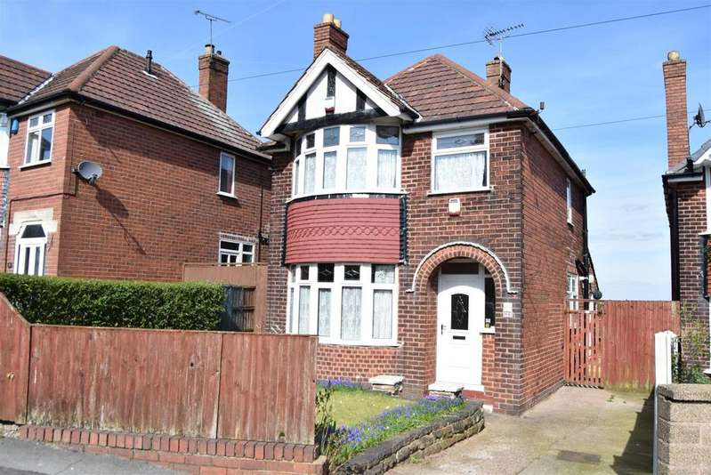 3 Bedrooms Detached House for sale in Jenford Street, Mansfield