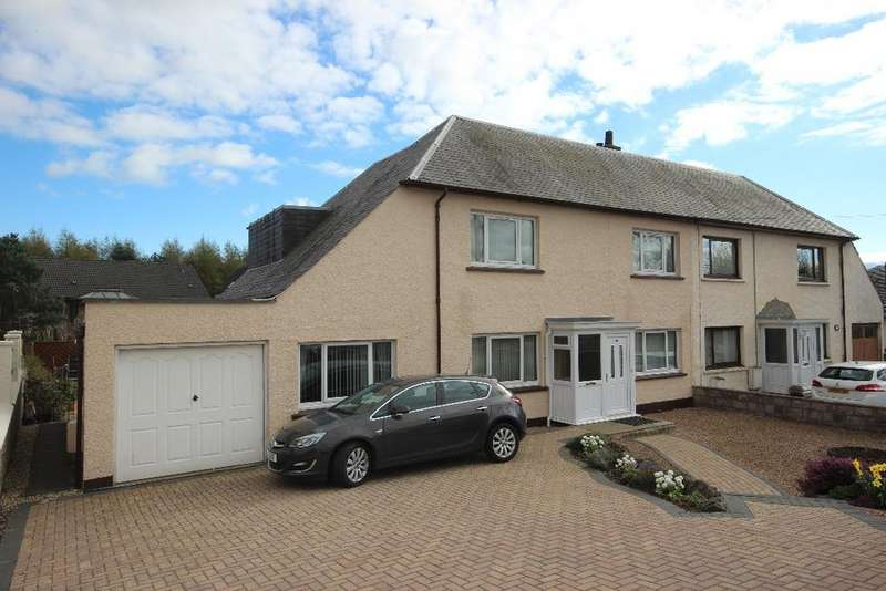 4 Bedrooms Semi Detached House for sale in Angus Road , Scone , Perthshire , PH2 6RD