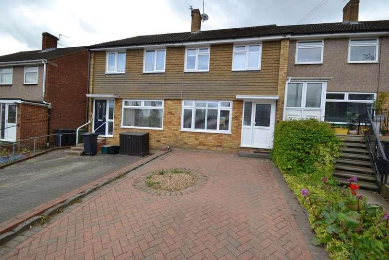 3 Bedrooms Terraced House for sale in Kennedy Avenue, Hoddesdon, EN11