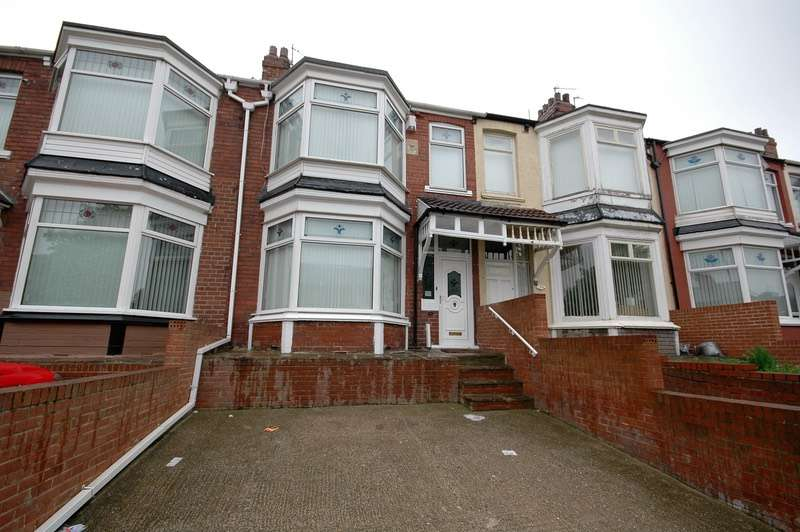 4 Bedrooms Terraced House for sale in Lothian Road, Middlesbrough, North Yorkshire, TS4
