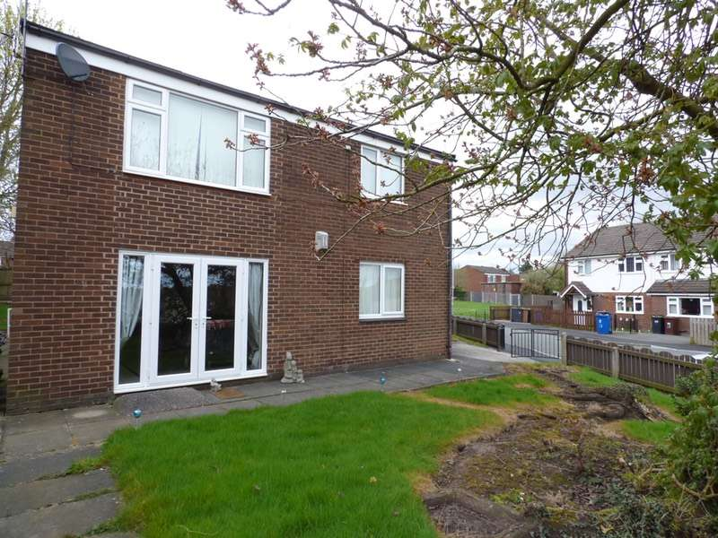 2 Bedrooms Flat for sale in Imperial Drive, Leigh, Greater Manchester, WN7