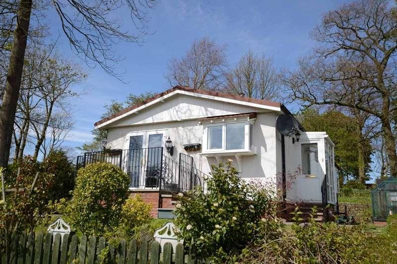 2 Bedrooms Park Home Mobile Home for sale in NEILSHILL PARK, MOSSBLOWN AYR, Ayrshire, KA6