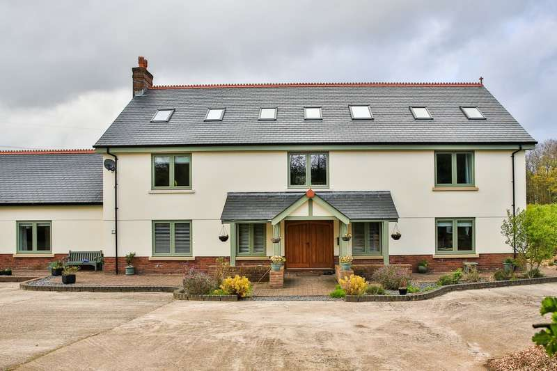 6 Bedrooms Detached House for sale in Pen y lan, Newport, Monmouthshire, NP10