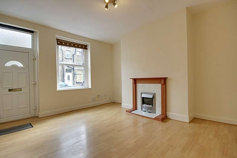 2 Bedrooms Terraced House for sale in aire view, silsden, West Yorkshire, BD20