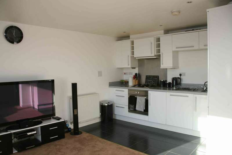 1 Bedroom Flat for sale in Uxbridge Road, London, London, W13
